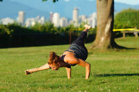 OMTOWN YOGA presents The Art of Flying: an Arm Balance Workshop