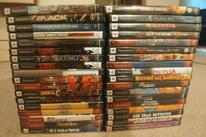 Rare playstation 2 games for sale