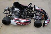 Go Kart 250cc 20 hp 4 stroke manual/clutch shifter Leichhardt Leichhardt Area Preview