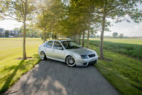 2001 VW jetta TDI Big turbo/stanced/votex