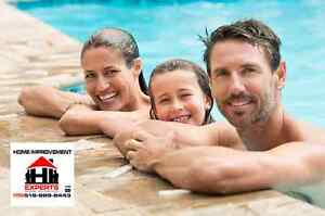 GET 10% OFF POOL INSTALL FOR 2017 - LIMITED OFFER HIEXPERTS.COM Windsor Region Ontario image 1