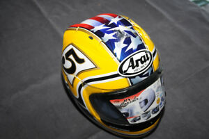New Arai RX-7 Collectable Helmets