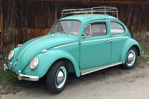 For Sale Refurbished '62 beetle / matching #