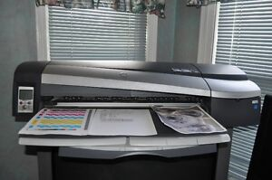 Hp Designjet 130nr in great condition make your own posters London Ontario image 1