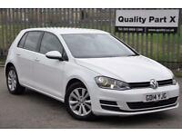 2014 Volkswagen Golf 1.4 TSI SE Hatchback DSG 5dr (start/stop)