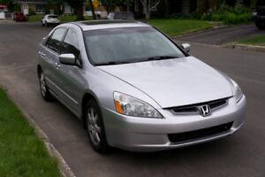 Honda Accord 2005 Full équipé