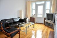 Beautiful furnished apt. near Snowdon metro - $95/day or $600/wk