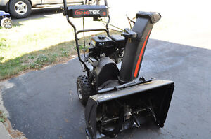 SnoTek 24 Electric Start Snowblower - Buy Now and Save $$$