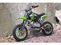 BRAND NEW PIT Dirt bike 2017 Mini ATV Motor Bike Scrambler 49cc 50 cc Pocket Quad 50cc 2 stroke moto