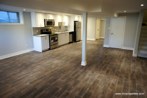 Spacious and Brand New Renovated 2 Bedrooms, close to Downtown
