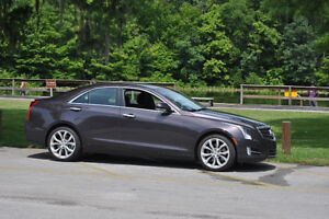 Outstanding 2013 Cadillac ATS AWD Priv. SAFETIED LowK LOW PRICE