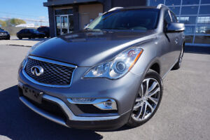 INFINITI  QX50 2017 LIKE BRAND NEW!!!  $463 MOIS $27995