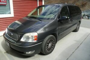 2007 Ford Freestar SEL, Mint condition.