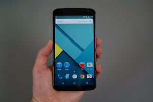 Trade Unlocked Nexus 6 32GB For an iPhone
