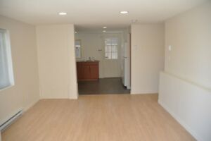 Bright Two Bedroom Ground level Suite Available Now