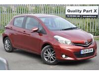 2014 Toyota Yaris 1.33 Icon+ (Smart pack) M-Drive S 5dr