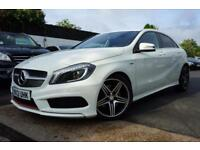 2013 MERCEDES A-CLASS A250 2.0 BLUEEFFICIENCY ENGINEERED BY AMG AUTOMATIC HATCHB