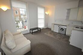 *Nice 1 double bedroom flat in Euston open plan lounge/kitchen carpeted GCH neutral décor bathroom.*