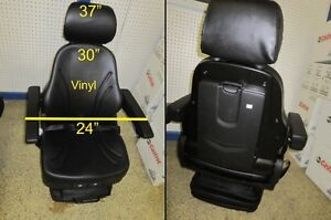 Top of the Line Mechanical Suspension Seats