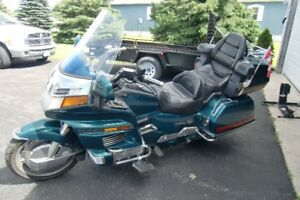 1995 Honda Gold Wing  For Sale $ 4500.00