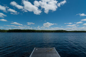 Come to Cottage Country! Spend your days fishing!