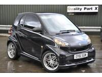 2011 Smart Fortwo 1.0 Turbo BRABUS Xclusive Softouch 2dr