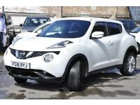 2016 Nissan Juke 1.6 N-Connecta Xtronic CVT 5dr