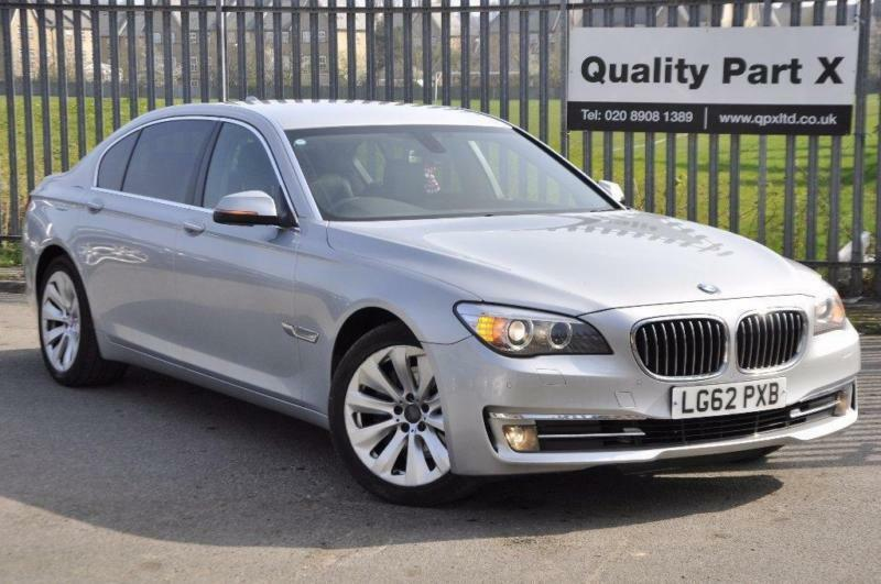 2013 BMW 7 Series 3.0 730Ld SE 4dr (start/stop)
