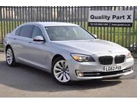 2013 BMW 7 Series 3.0 730Ld SE 4dr (start/stop)