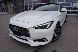 INFINITI Q60 2017 LIKE BRAND NEW!! 630$MOIS 38995$