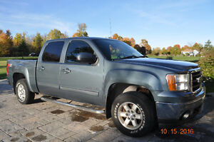 2007 GMC Sierra 1500 SLT Pickup Truck with new rebuilt engine