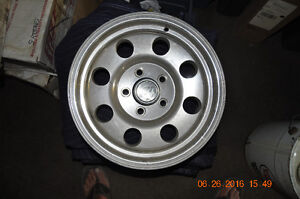 American Eagle Alloy Wheels 15 X 8  Mopar Ford Dodge Plymouth