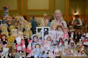 Doll Club of Edmonton Show and Sale