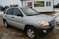 2007 Kia Sportage loaded AUTO SUV, CrossoverLIKE NEW I4