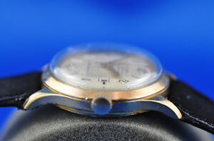 Vintage, Collectible Men Eatons Solar Brand Watch Non Rolex London Ontario image 3