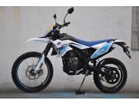 2018 MONDIAL SMX125 E ENDURO..60.29 OVER 60M WITH A 99 POUNDS DEPOSIT.9.9% APR