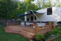 SUMMER HOLIDAYS AT THE LAKE ( Trailer  For sale)