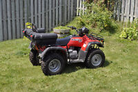 Honda foreman 450 for sale - low mileage West Island Greater Montréal Preview