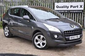 2013 Peugeot 3008 1.6 e-HDi FAP Active SUV EGC 5dr