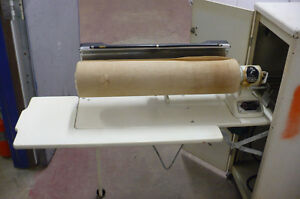 Vintage Rotary Clothes Iron General Electric Press Laundry Old