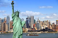 2 Billets Vente rapide - New York 3 jours !!! Sinorama