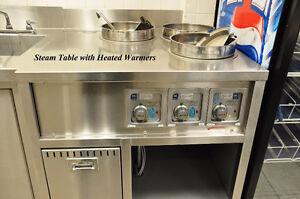 Restaurant Equipment - great condition - $425 and up