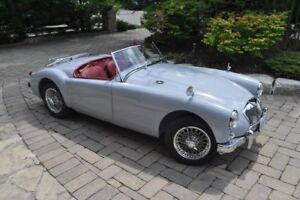 Stunning concours 1959 MGA Roadster