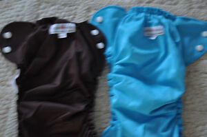 Cloth Diapers, Bamboo inserts, and soakers