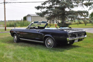 1967 Ford Mustang convertible