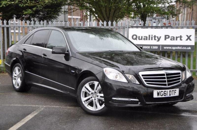 2012 mercedes benz e class 2 1 e220 cdi blueefficiency se executive in harrow london gumtree. Black Bedroom Furniture Sets. Home Design Ideas