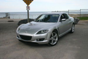 MAZDA RX-8 2004 GT Coupe 6 Speed LOW KM 103000 KM $4995.00