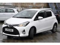 2016 Toyota Yaris 1.0 VVT-i Icon 5dr