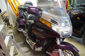 REDUCED! FIRST $3800 FIRM! 95 Goldwing Anniversary Edition