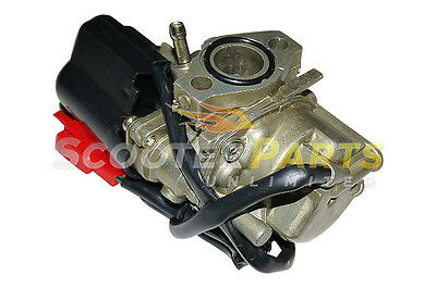 Gy6 Scooter Moped Carburetor Carb Intake Manifold 50cc Parts Jonway QT Znen ZN50